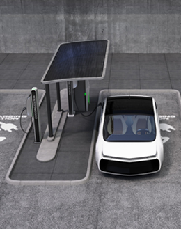 solar panel transport