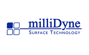 milliDyne logo