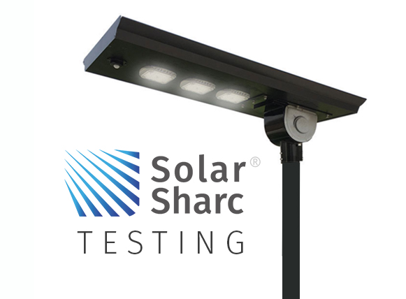 Solar Sharc® Tested With Dubai's Leading Solar Lighting Provider